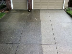power washing driveways in Spring Hill