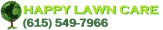 Happy Lawn Care logo